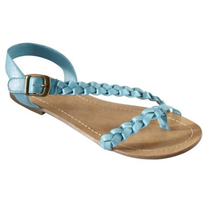 e9b25af64b15 Winifred Braided Flat (but in brown). Mossimo Supply Co.  http   www.target.com p Womens-Mossimo-