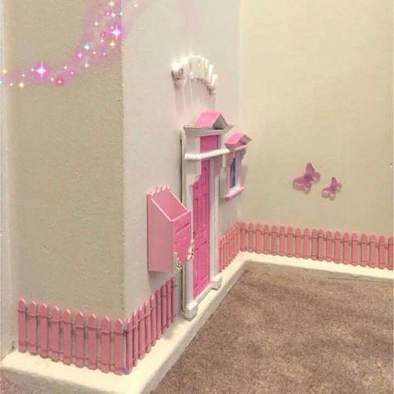 Opening Fairy Doors