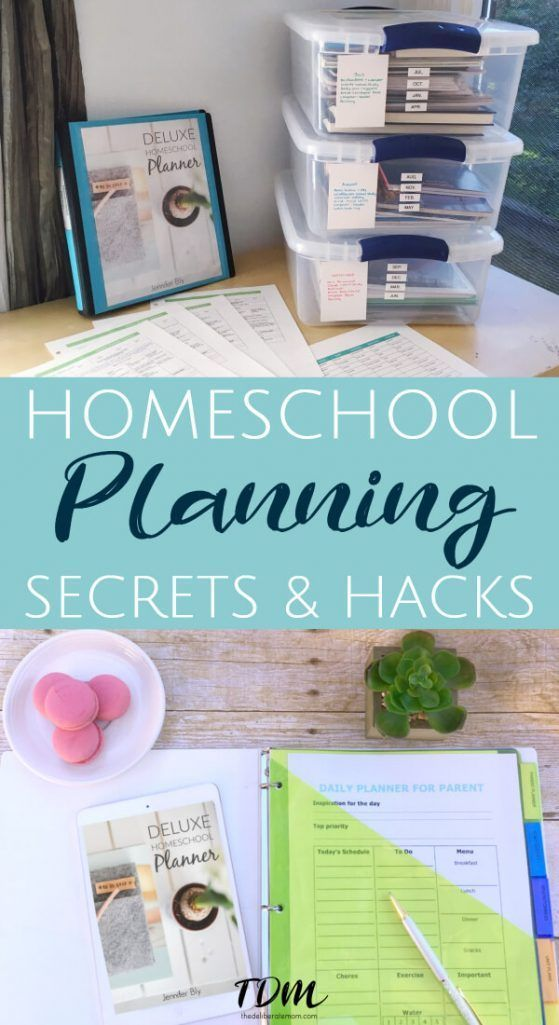 Photo of Homeschool planning can be overwhelming. With these homeschool planning secrets and hacks, you c… |