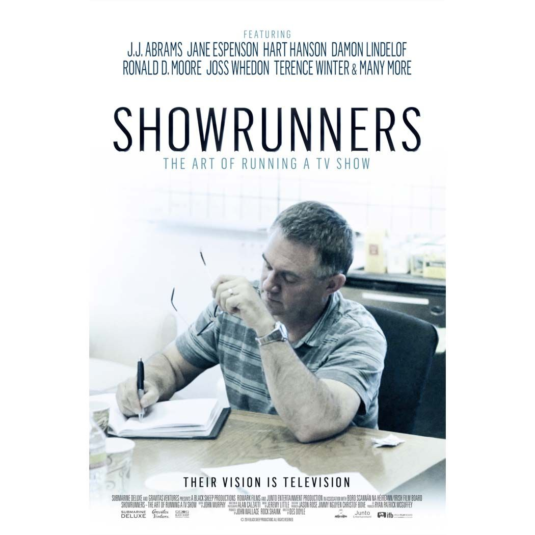 Writers Room  Showrunners Movie Review  Movie Filmmaking