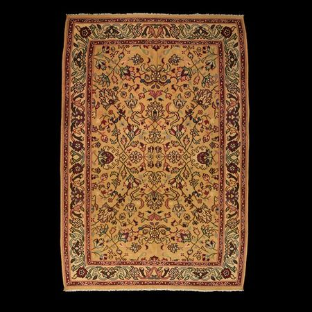"""I pinned this Vintage Bessarabian Kilim 6'6"""" x 9'6"""" Rug from the Asia Minor Carpets event at Joss & Main!"""