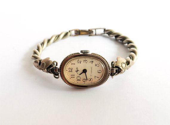 """Soviet watch """"Luch"""", Mechanical watch"""