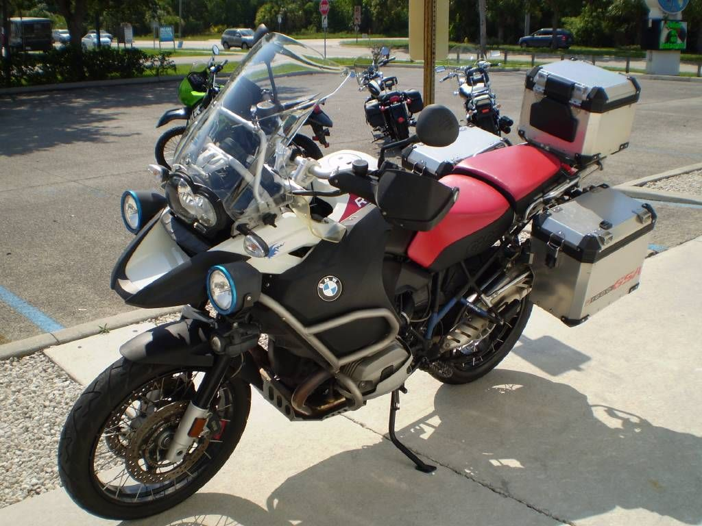 Check out this 2010 BMW R 1200 GSA 30TH ANNIVERSARY EDITION