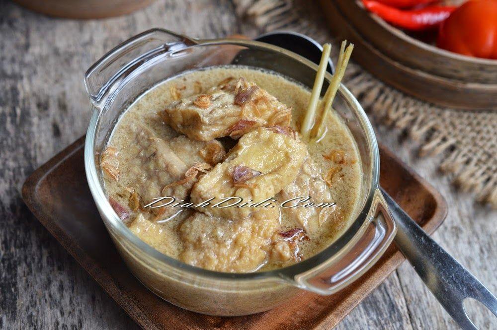 Terik Tempe Semangit Tahu Makanan Resep Masakan Indonesia Resep Makanan