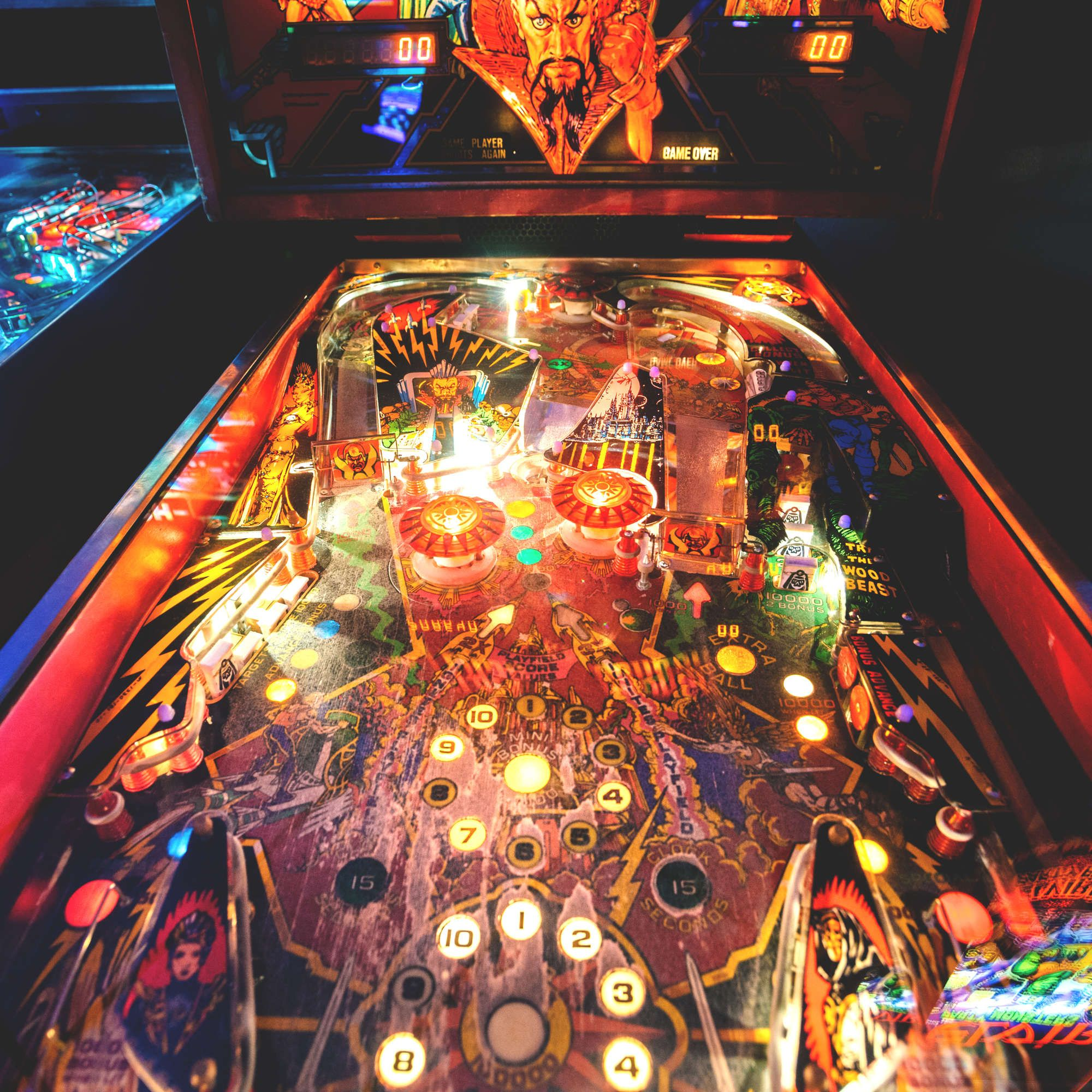 Why Pinball Is Chicago's Greatest Bar Tradition Pinball