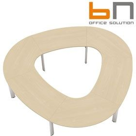 BN CX 3200 Conference Table Arrangement 12 To Seat 12 People  www.officefurnitureonline.co.uk