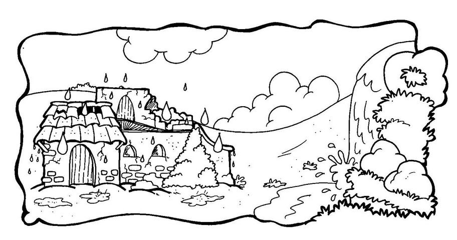 Casa Roccia 16 Jpg 912 479 Bible Coloring Pages Coloring Pages Poppy Coloring Page