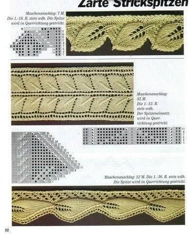 Photo of Вязалочка – вязание спицами и крючком