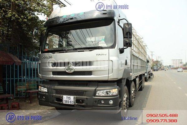 Xe tải chenglong 4 chân, xe tải chenglong 17t9,