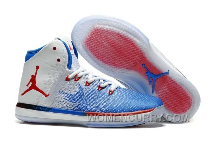 Air Jordan 31 Xxxi Olympic Basketball Shoes Red White Super Deals