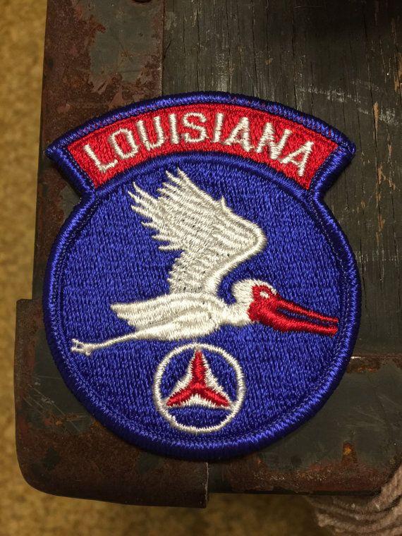 USAF Air Force Auxiliary CAP Louisiana Wing Civil Air