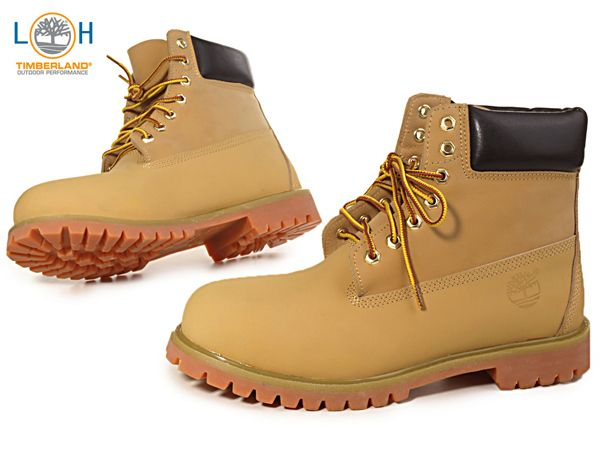 Timberlands are classic gangster shoes!