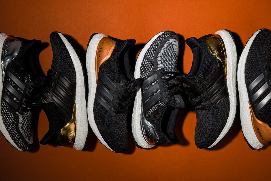 adidas Ultra Boost Olympic Medal Pack Release Date | What's