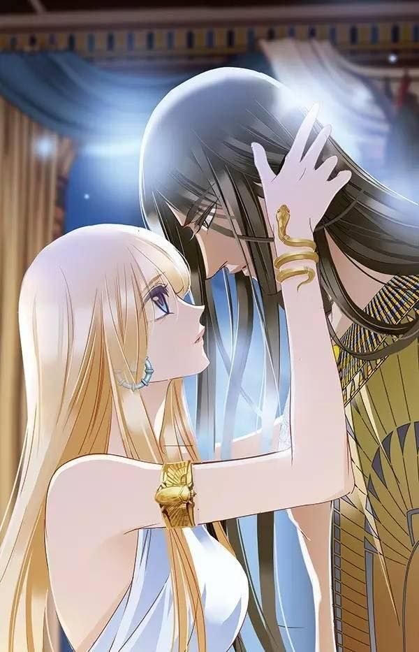 Anime Fantasy Romance
