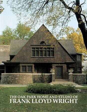 The Oak Park Home And Studio Of Frank Lloyd Wright 11 95 Frank