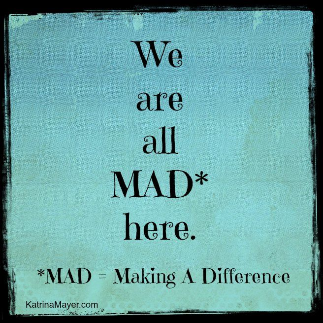 25 Ways to Make a Difference in the World Every Day   Quotes     MAD   Making a Difference