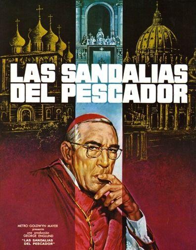 Sandalias Del Homónima Novela Las La Pescador1968Basada En Sj45ARLc3q