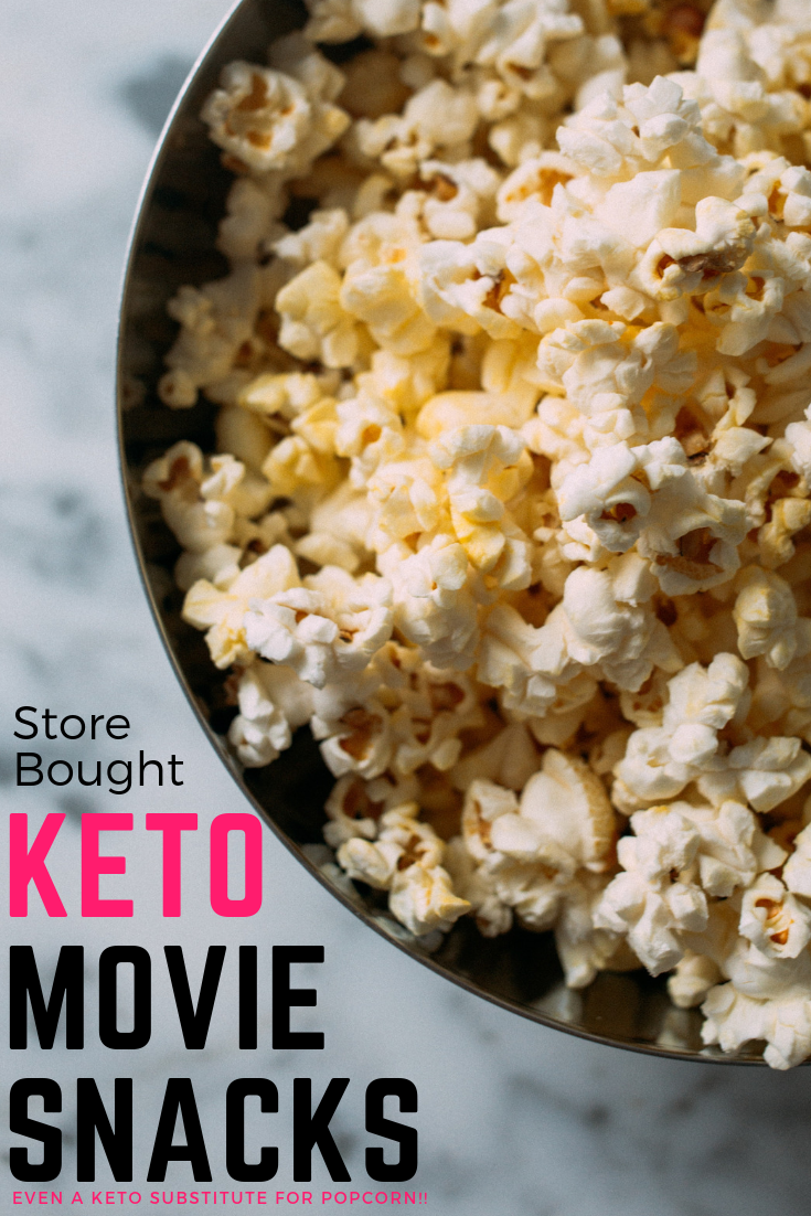 keto diet snacks movies