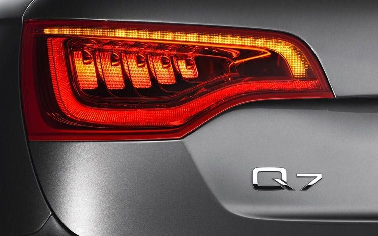 Audi Tail Lights Concept Google Search Audi Q7 Audi Tail Light