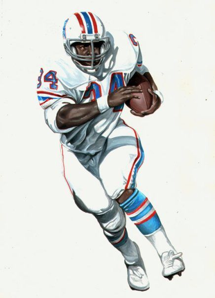 Earl Campbell 87c759612