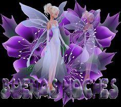 Violetas ancianas