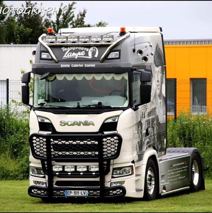 Pin Von Jirka Auf Scania Veicoli Pesanti In 2020 Lastwagen Lkw Sattelzugmaschine