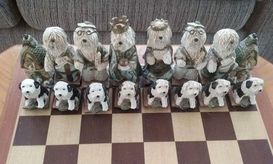 Pin By Beth Strong On Dogs Old English Sheepdog English