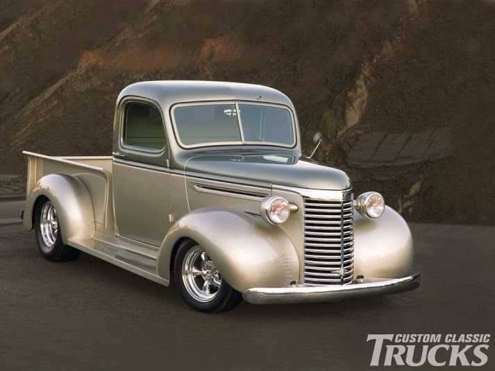 1940 Chevy Truck With Images Chevrolet Trucks Classic