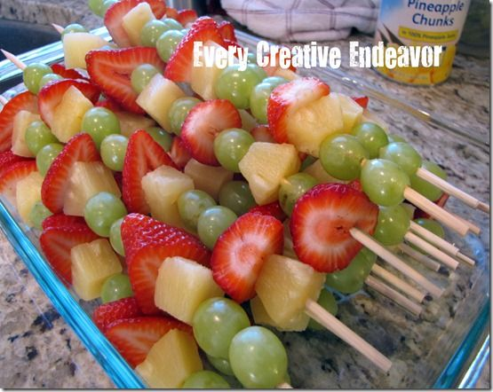 How To Make A Fruit Tray For Baby Shower Baby Shower Skip
