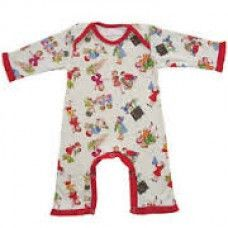 Girls at Play Babygrow Sleepsuit