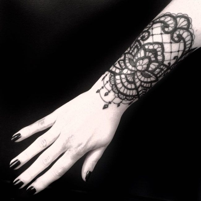 Henna Style Tattoos Lace Tattoo: Henna Style Tattoos, Lace Tattoo