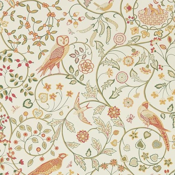 Photo of Newill wallpaper from Morris & Co® (WM207-02) – Free shipping online