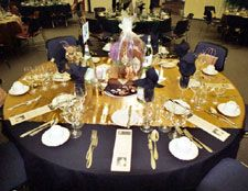 Banquet Table Setting | Cutlery : banquet table setting - pezcame.com