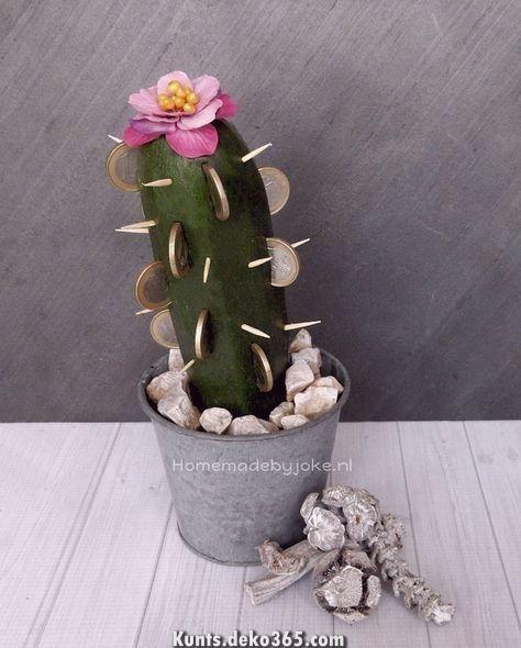 Geld Kaktus Geschenk – Design-Magazin