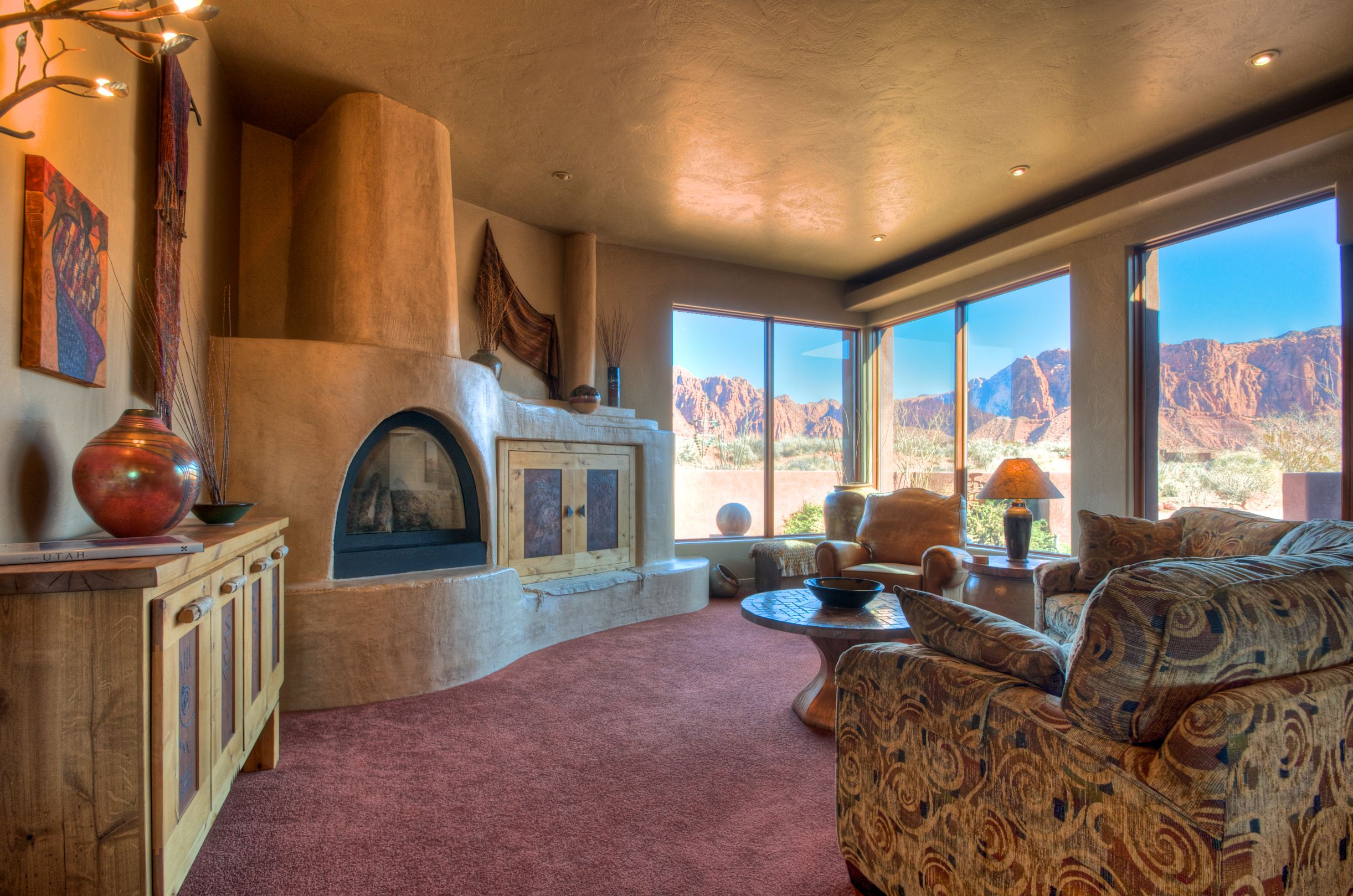 Kayenta Desert Community Southwestern Home Home Portal Pretty