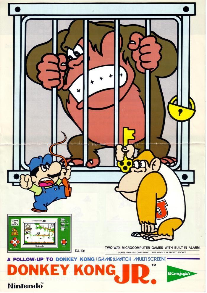 Donkey Kong Jr. (1982)