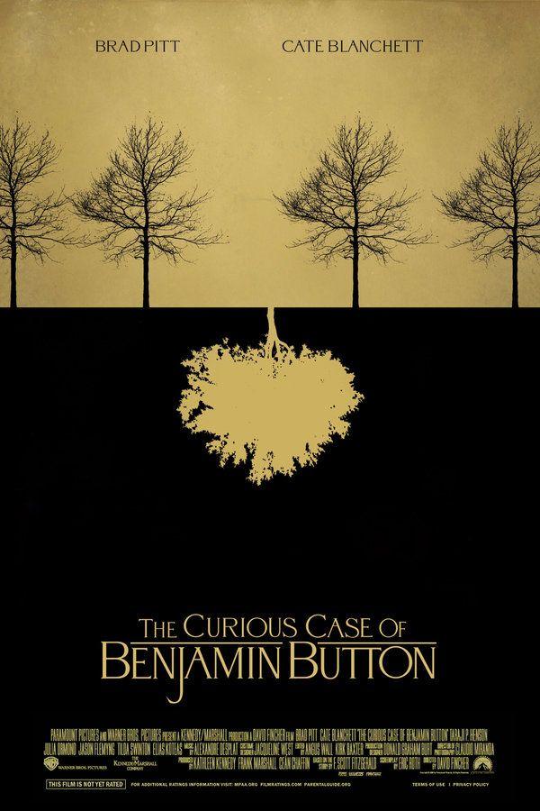Benjamin Button Book
