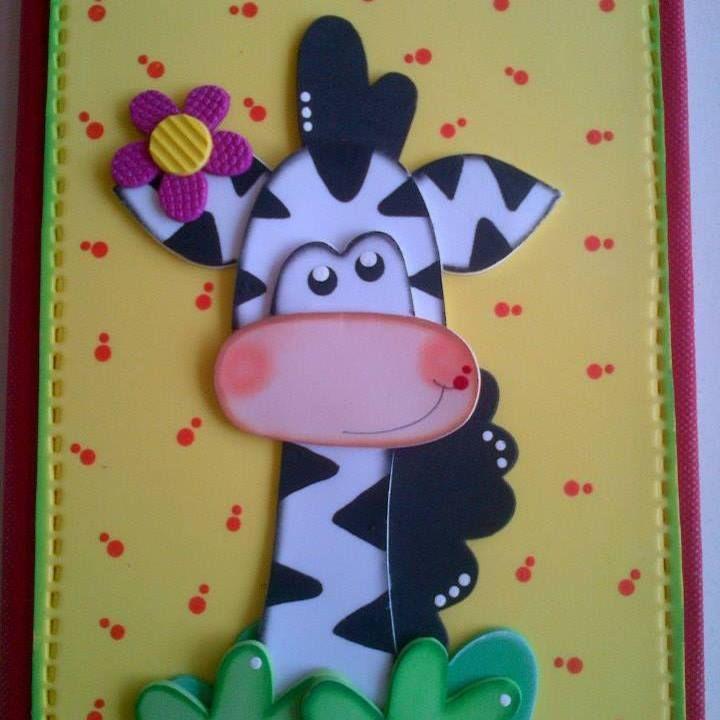 Cebra de foamy escolar pinterest cebras decoracion - Decoracion en cebra ...