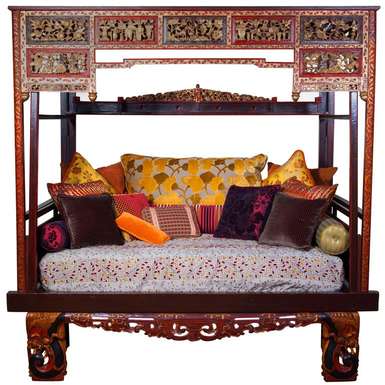 iron bed beds antique victorian a