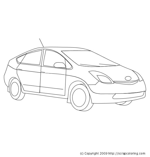 Prius Outline Prius Pinterest Toyota Toyota Prius And Cars