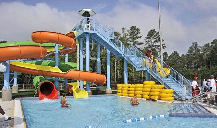 3. Brown's Mill Family Aquatic Facility - Lithonia, GA