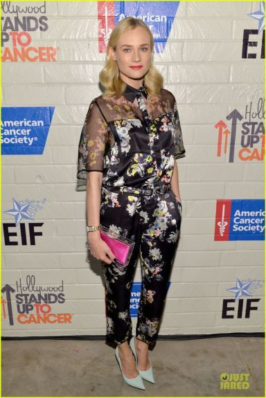 HOLLYWOOD STANDS UP TO CANCER EVENT – GET THE LOOKS!!