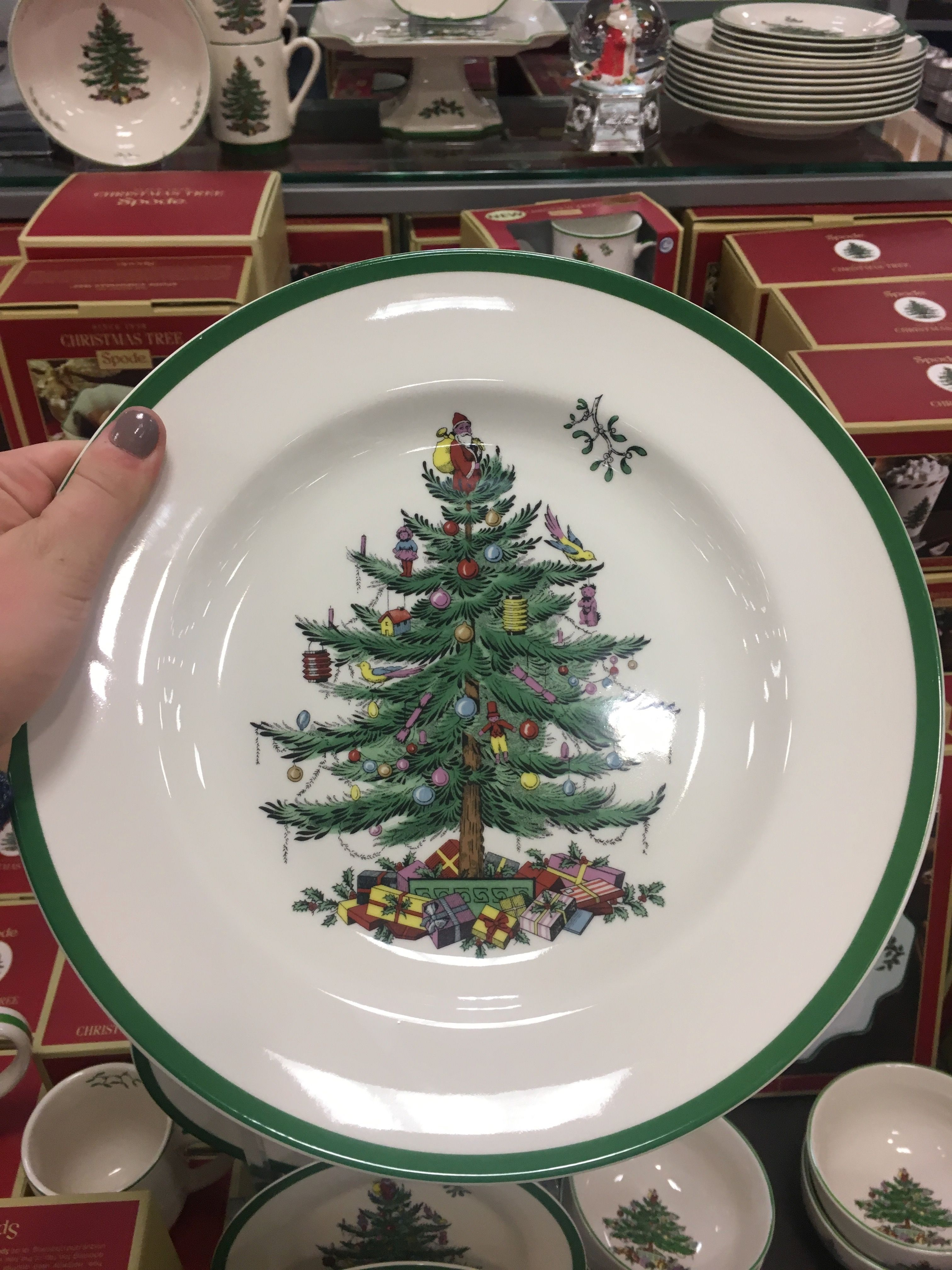 Spode Christmas dishes. I have seen some at TJ Maxx Marshall\u0027s and Homegoods & Spode Christmas dishes. I have seen some at TJ Maxx Marshall\u0027s and ...