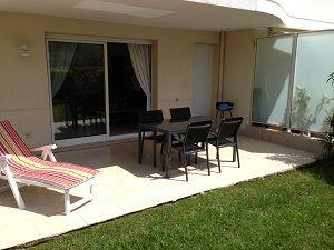 Vakantiehuis Appartement Francesca B2 - Antibes - Cote d'Azur - Alpes Maritimes Zuid Frankrijk - Zwembad gedeeld