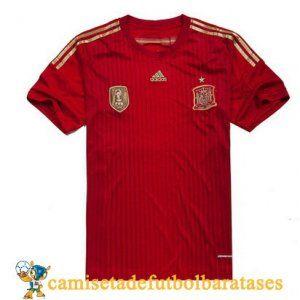 Camisetas espana futbol casa 2014