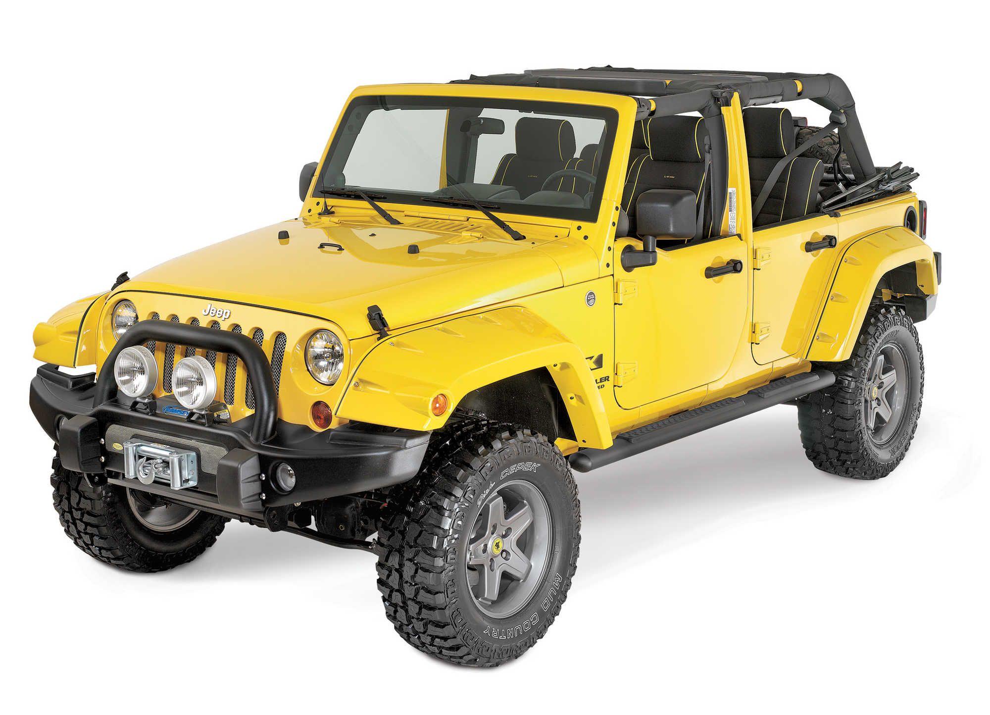 Jeep Mud Tires Quadratec >> Mopar Front Half Steel Door Kit For 07 18 Jeep Wrangler And Wrangler