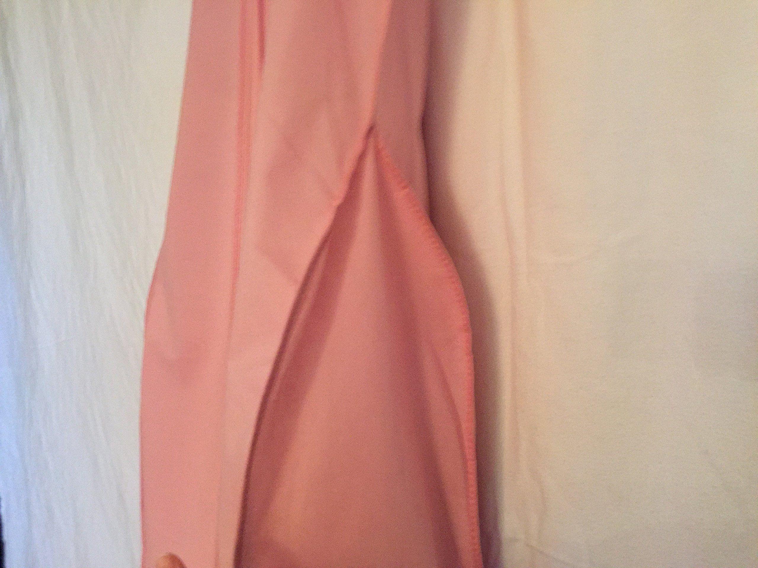 Soft Rose Breathable Wedding Bridal long gown Travel Storage Garment ...