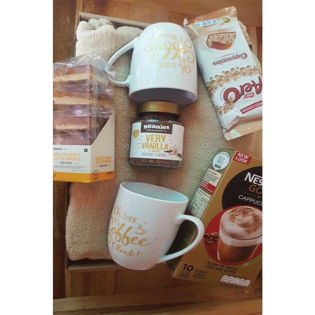The Coffee Box Coffee box, Snack box, Coffee flavor