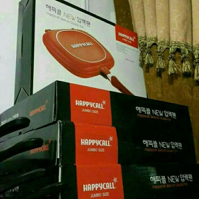 Saya Menjual Happy Call Jumbo Original Made In Korea Seharga Rp375