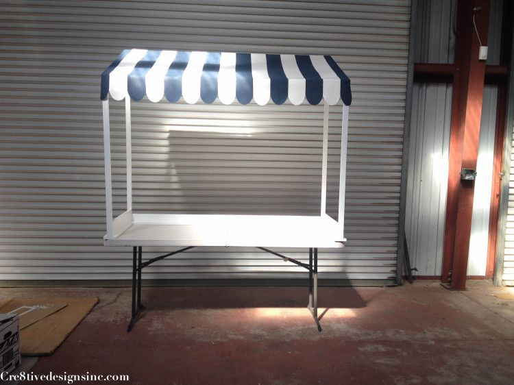 Ice Cream Lemonade Stand Canopy Party Ideas In 2019